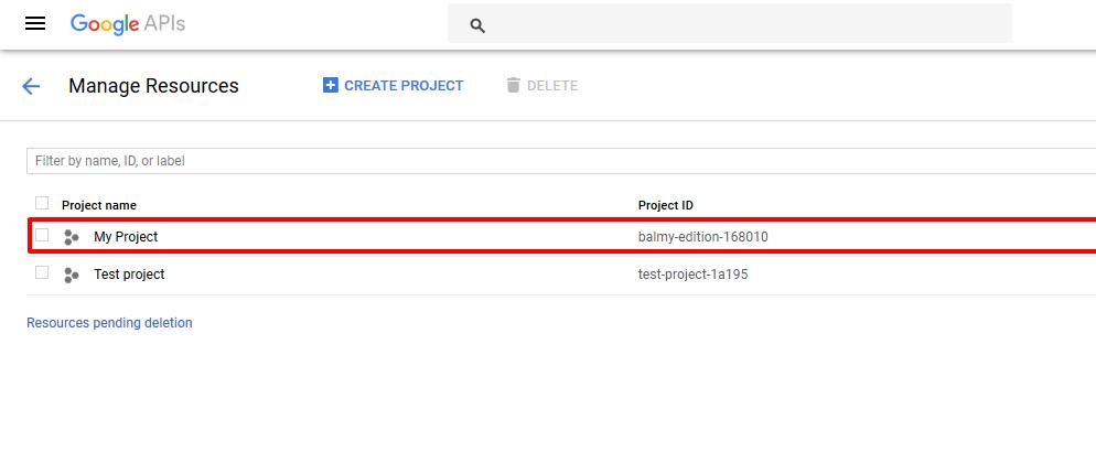 Google step 3