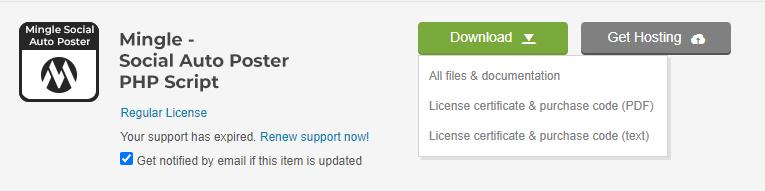 download-script